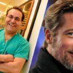 Brad Pitt lleva al cine la historia del Doctor Q, el prestigioso neurocirujano que cruzó el muro de México